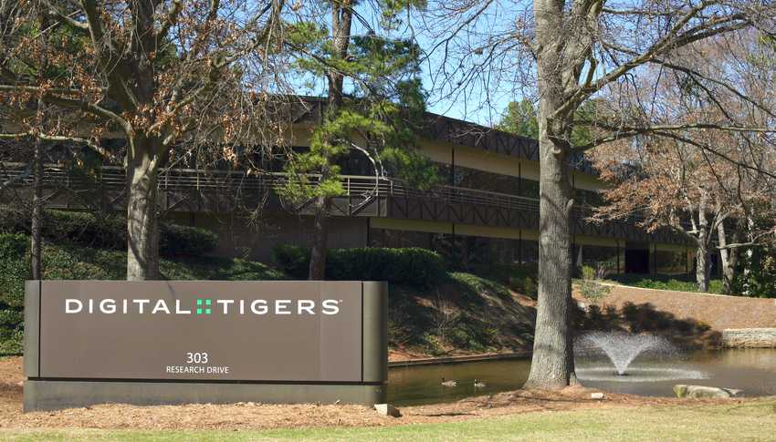 Digital Tigers Headquarters: Technology Park/Atlanta