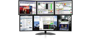 Zenview Arena advanced multi-screen LCD monitors